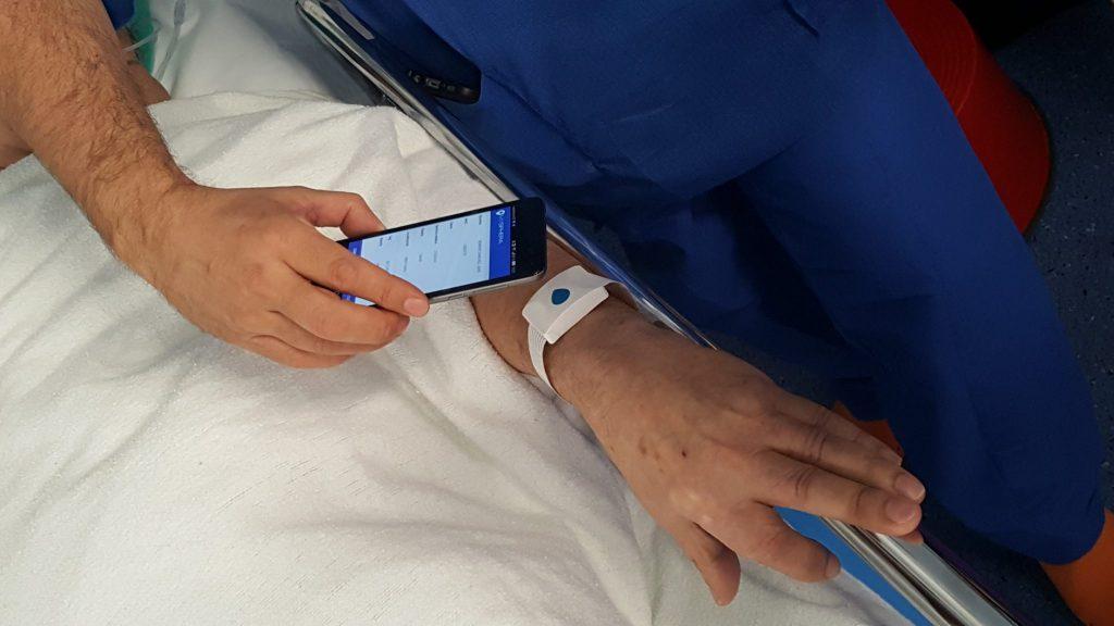 Seguimiento del paciente quirúrgico minuto a minuto