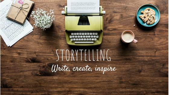 Aprendiendo a contar historias :)