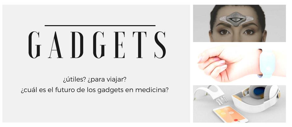 Gadgets para tratar problemas comunes