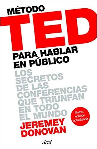 Metodo Ted para hablar en público