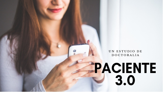 paciente 3.0 estudio de doctoralia